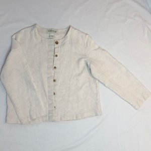 Orvis 100% linen jacket